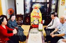 Entregan en Vietnam asistencias a beneficiarios de políticas preferenciales