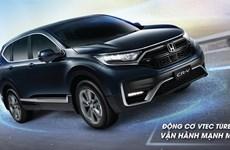 Honda Vietnam lanza nuevo modelo de SUV