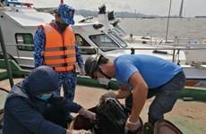Vietnam: Detienen barco extranjero con actividades comerciales ilegales en aguas nacionales