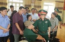 Resaltan aportes de personas con méritos revolucionarios en provincia vietnamita