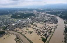 Países de ASEAN expresan solidaridad con Japón ante graves pérdidas por inundaciones
