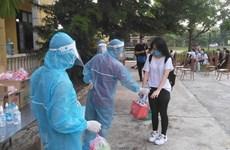 COVID- 19: Nuevos casos en Vietnam son importados