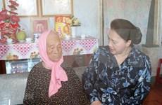 Presidenta de Parlamento vietnamita realiza visita de trabajo en Ba Ria-Vung Tau