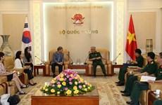 Viceministro vietnamita destaca papel de Agencia Surcoreana de Cooperación Internacional