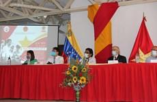 Reconocen aportes de exguerrilleros venezolanos a la causa revolucionaria de Vietnam