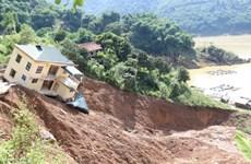 Camboya estrena sistema de intercambio informático sobre desastres naturales