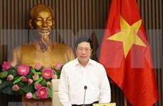 Exigen adoptar soluciones para agilizar atracción de inversión extranjera en Vietnam