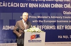 Empresas europeas aprecian ambiente de negocios en Vietnam en etapa postCOVID -19