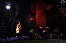 Efectúan en Hanoi programa artístico en homenaje a los mártires vietnamitas