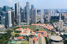 CBRE: Distrito financiero de Singapur vulnerable al aumento del nivel del mar