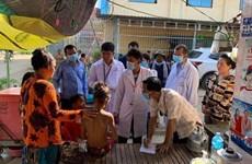 Camboya: Reaparición del virus Chikungunya en el Noroeste