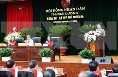 Provincia vietnamita de Hai Duong por promover desarrollo socioeconómico