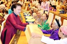Honran en Vietnam los sacrificios de las madres heroicas