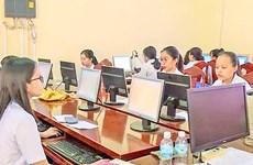 Impartirán curso gratuito de uso de Internet para alumnos vietnamitas