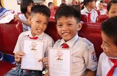 Organización ChildFund ofrece apoyo a alumnos vietnamitas afectados por COVID-19