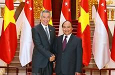 Singapur y Vietnam: socios valiosos en el tiempo desafiante
