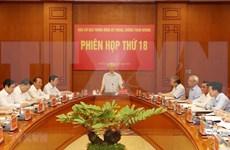 Orienta máximo dirigente vietnamita fortalecer la lucha contra corrupción