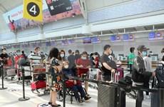 Más de 340 ciudadanos vietnamitas regresan al país de Canadá