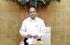 Exhorta premier de Vietnam a reforzar el control de la frontera