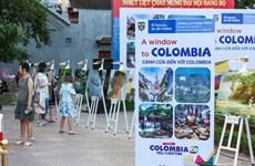 Efectúan exposición fotográfica de paisajes colombianos en Vietnam