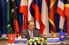 ASEAN sigue siendo una de las prioridades en la política exterior de Vietnam