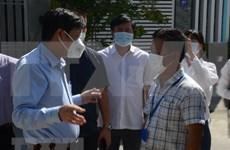 Ciudad de Da Nang por rastrear fuente de infección del coronavirus