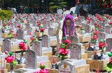 Honran a personas con méritos revolucionarios en provincia de Quang Tri