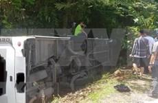 Accidente de autocar deja 13 muertos en provincia vietnamita