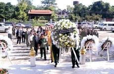 Conmemoran en Laos el Día de Inválidos de Guerra y Mártires de Vietnam