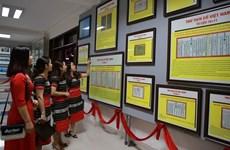 Efectúan exposición de fotos sobre ASEAN y soberanía vietnamita en mar e islas