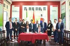 Promueven cooperación Vietnam - Corea del Sur- Italia
