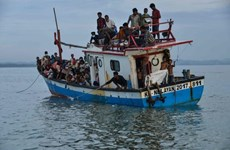 Malasia encuentra a rohinyás desaparecidos en el mar