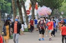 Hanoi recibe casi 1,2 millones de turistas en julio