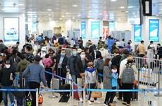 Sector de aviación vietnamita intensifica medidas preventivas contra COVID-19 en nueva situación