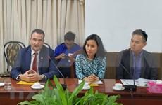 Buscan empresas canadienses oportunidades de cooperación en ciudad vietnamita