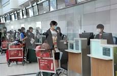 Más de 310 vietnamitas regresan al país desde Corea del Sur