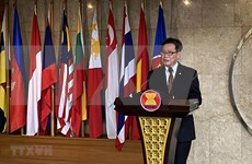 Secretario General de la ASEAN destaca aportes de Vietnam a la integración regional