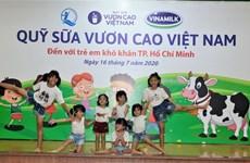 Otra fábrica vietnamita recibe código de transacción para exportar productos lácteos a China