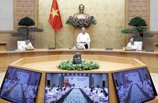 Premier vietnamita trabaja con autoridades de la provincia de Phu Tho