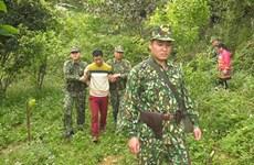 Arrestan a personas por cruzar ilegalmente la frontera en provincia vietnamita