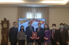 Designan a cónsul honorario de Vietnam en Barcelona