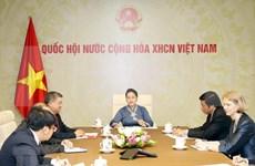 Parlamentos de Vietnam y Nueva Zelanda por agilizar lazos para favorecer asociación estratégica bilateral