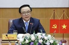 Destacan el desarrollo positivo de las relaciones Vietnam- China