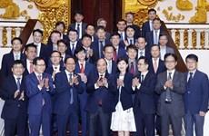 Primer ministro de Vietnam promete mejores condiciones para inversores extranjeros