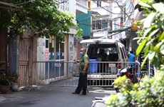 Hanoi refuerza medidas preventivas contra el COVID-19