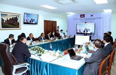 Corea del Sur y Camboya inician negociaciones sobre tratado de libre comercio