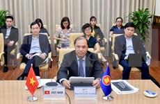 Vietnam convoca a incorporación dle sector privado a la recuperación económica de la ASEAN