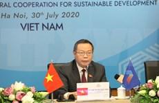 AIPA 2020: Promueven la cooperación parlamentaria en campo de educación y cultura