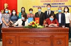 Banco Mundial ayuda a Vietnam a hacer frente al COVID-19