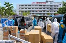 Vietnam reportó otros 45 casos nuevos de COVID-19 en Da Nang